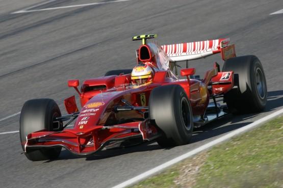 F1方程式賽車